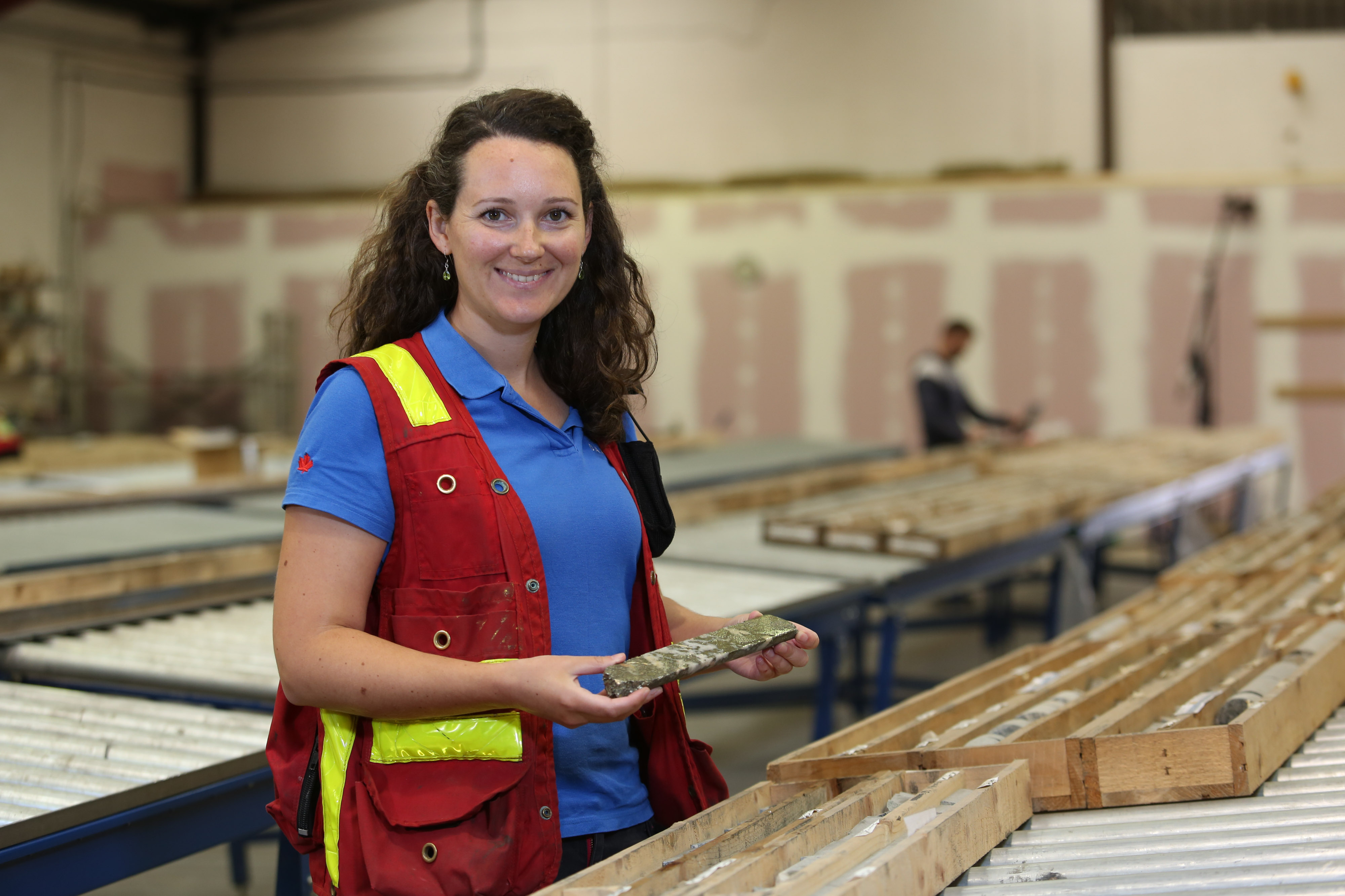 Day in the life of Emma, Geology and Exploration Manager